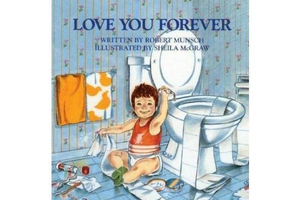 book love you forever