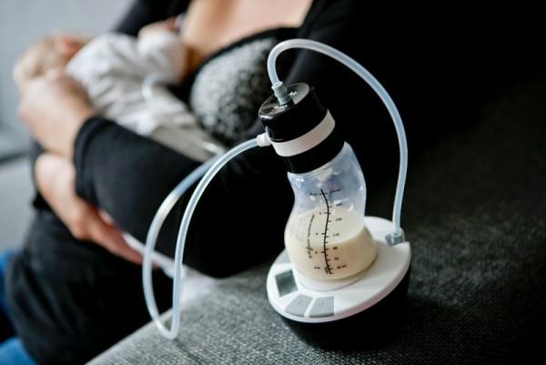 Difrax BtoB breast pump