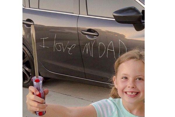 fathersdaycard key