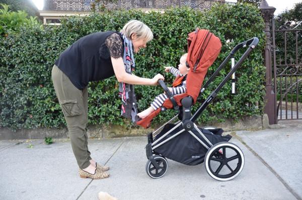babyology influencers put the cybex priam stroller through. Black Bedroom Furniture Sets. Home Design Ideas