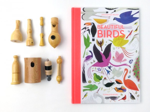 Beautiful Birds book by Moon Picnic