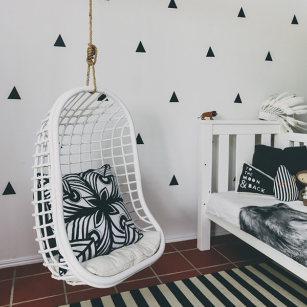 Relax, Hang Inside For A While With Byron Bay Hanging Chairs