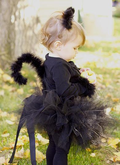 Cat DIY halloween costume