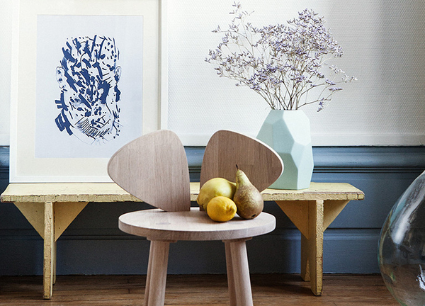 Nofred Mouse chair still life