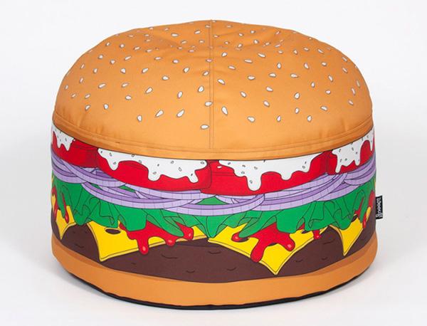 Petite-Jolie-bean-bag-burger