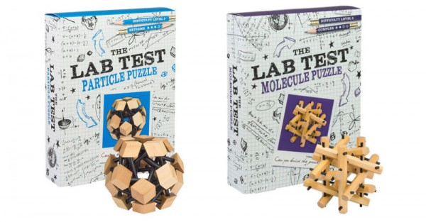 Professor Puzzle The Lab Test