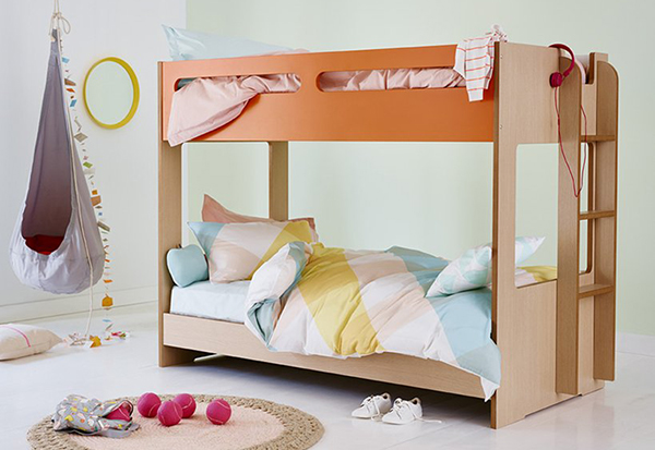 Mini Me Compact Bunk Bed The Low Bunk That S Just Right For Little