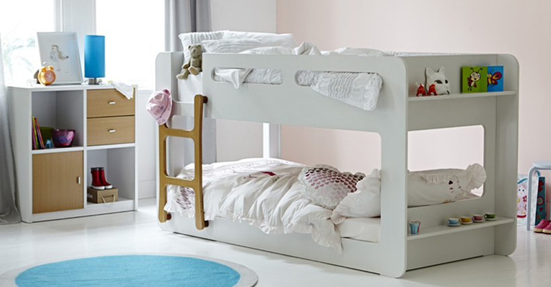 Mini Me Compact Bunk Bed The Low Bunk That S Just Right