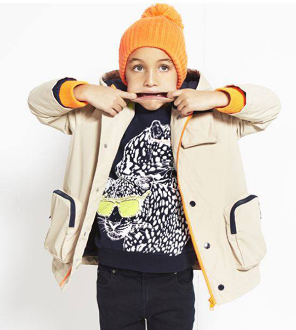 Stella McCartney Kids coat