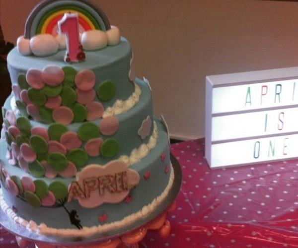 cake april