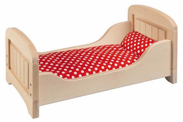 Goki Doll Bed