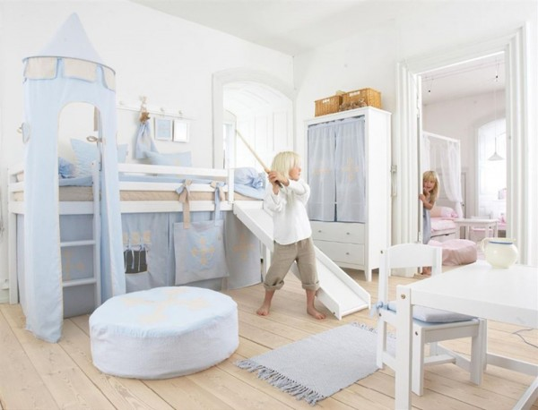 hoppekids knight bed