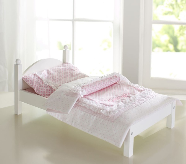 Pottery Barn Kids Doll Bed
