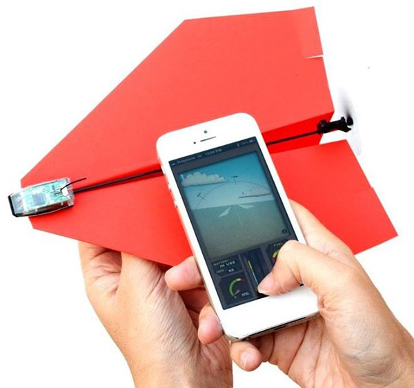 powerup 3 paper plane