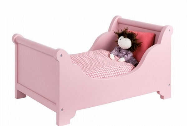 Tickle Your Brain Toys doll bed