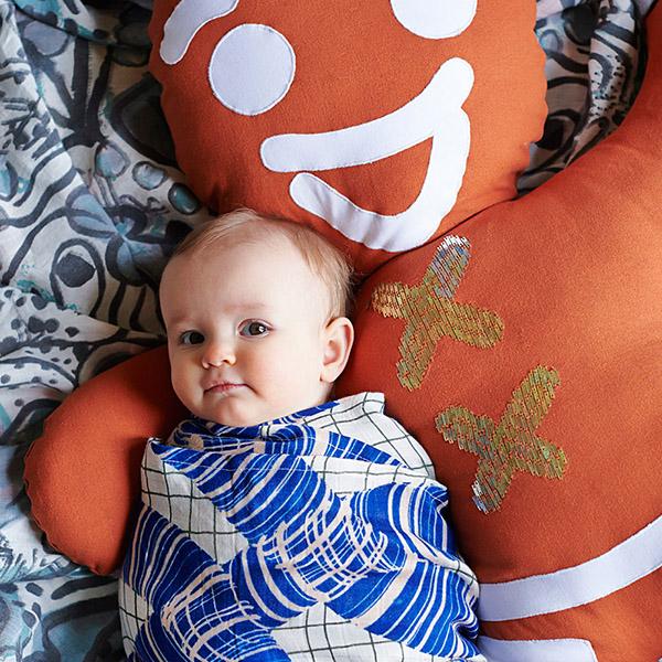 KipC cushions baby