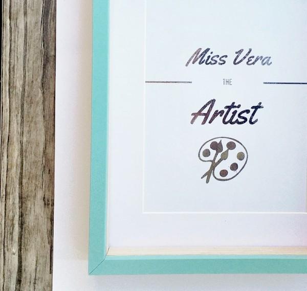 Lullaby Kids artis print