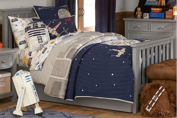Star Wars at Pottery Barn