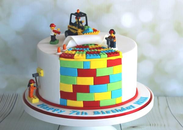 cake angels lego
