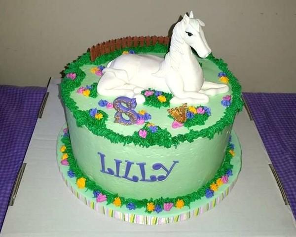 cake angels unicorn