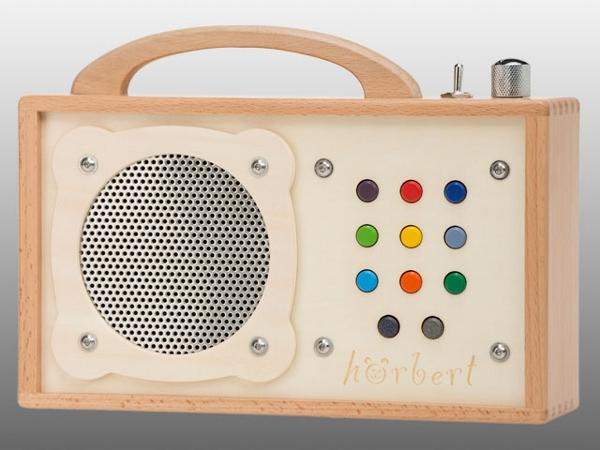 Hoerbert Mp3 portable music player