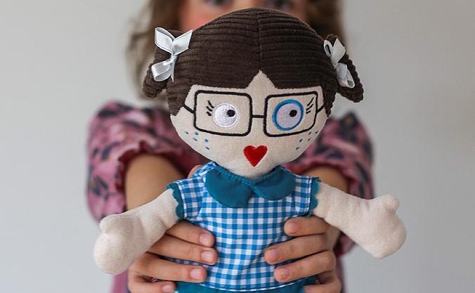 les mistinguettes doll