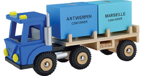 new classic container truck