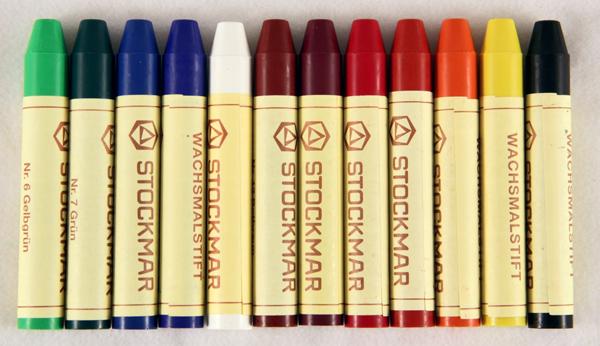 stockmar crayons