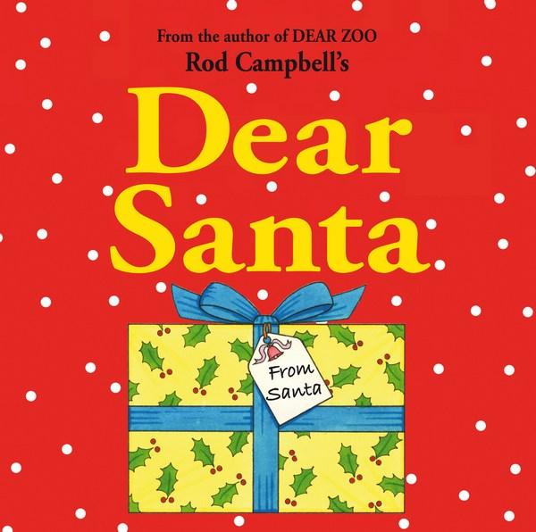 dear santa Poster 2012