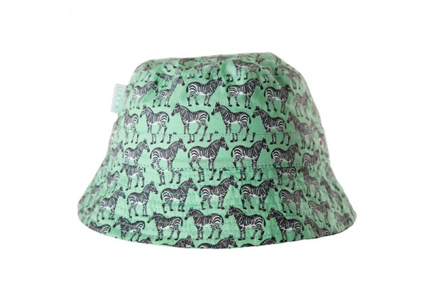 Acorn Zebra Bucket Hat 2