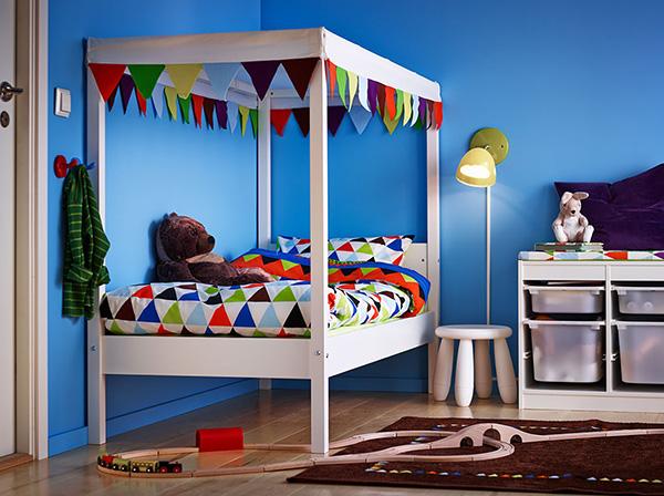 Ikea-Ovre-bed