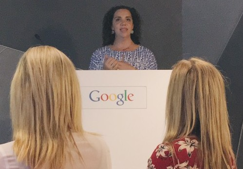 Mandi @ Google