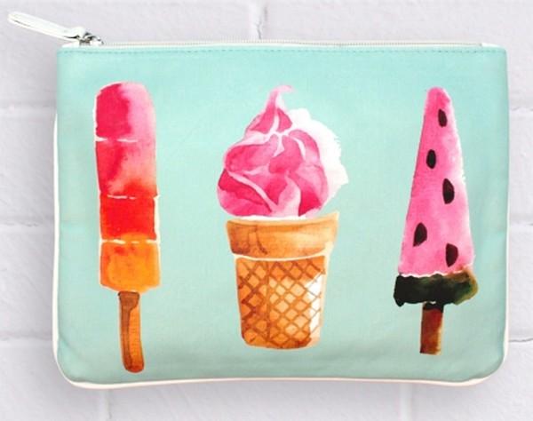 Pavement gelato pencil case