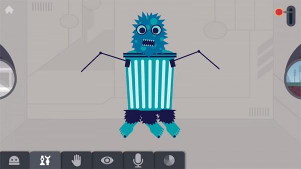 Robot Factory Blue Robot