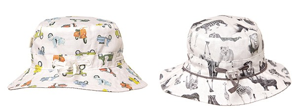Toshi Storybook Hats