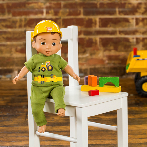 Wonder Crew Builder Will
