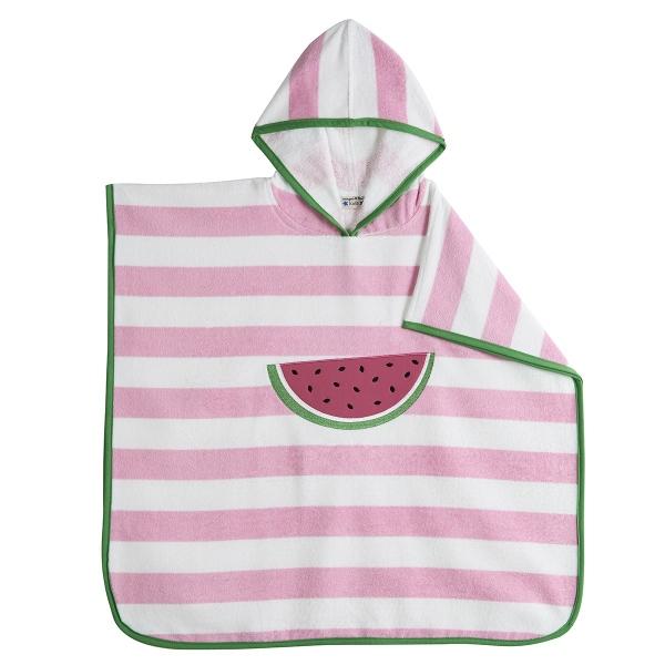 Morgan and Finch watermelon poncho