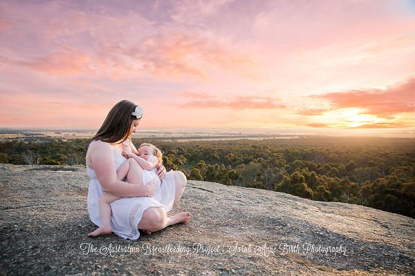 breastfeeing pjt