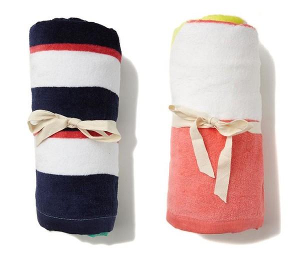 cotton on towel