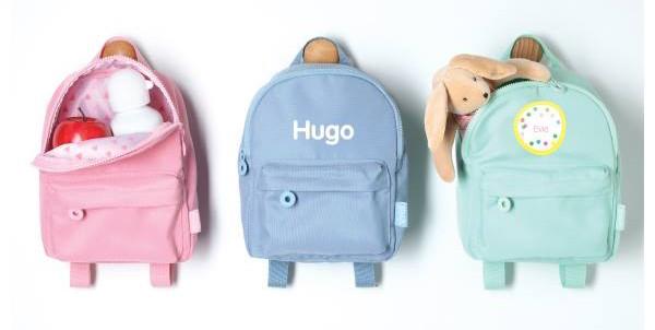 stuck on you backpack
