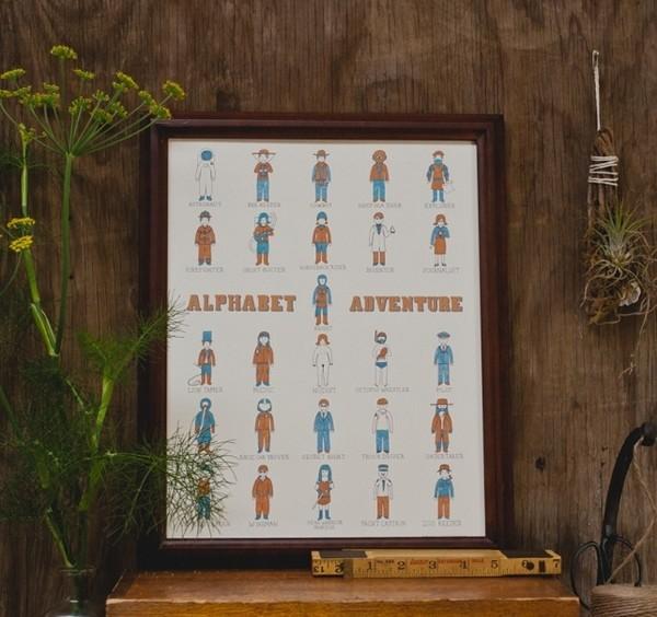 Small Adventures Print