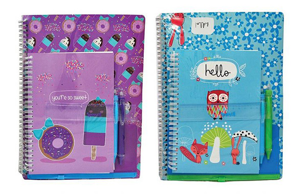 BTS-Stationery-Spencil-notebooks