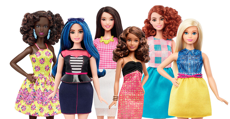 """Barbie """"Project Dawn"""" makeover"""