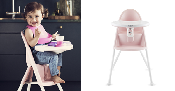 Baby Bjorn Bring A Fresh New Look To Their Classic High Chair