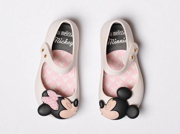 Disney Mini Melissa white