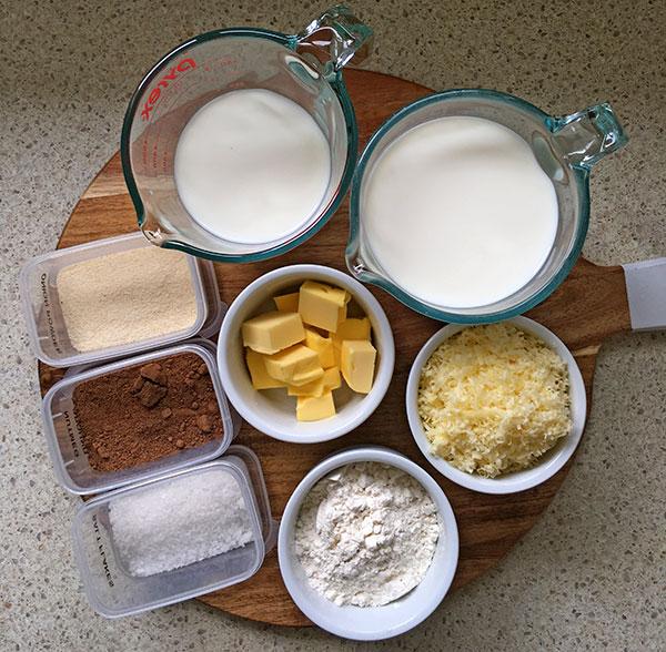 Lets-Cook-lasagne-bechamel-ingredients