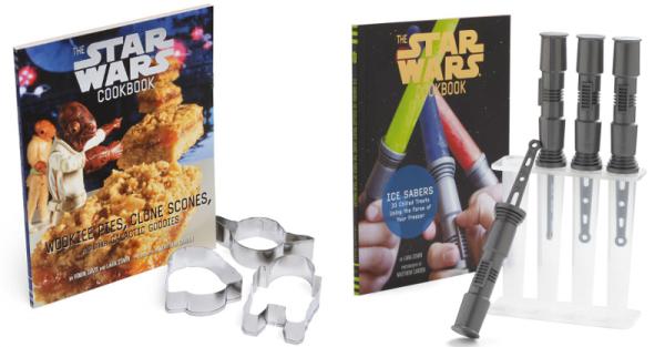 Star Wars cookbooks by Lara Starr