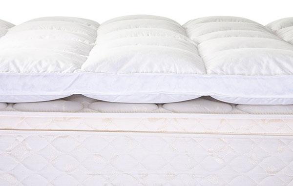 Sleep In Five Star Comfort On The Cloud Mattress Topper