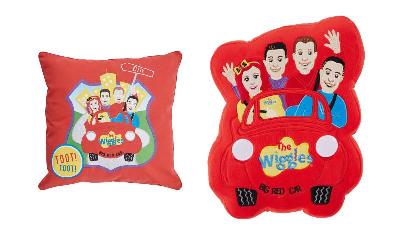 Fantastic Furniture Wiggles cushions