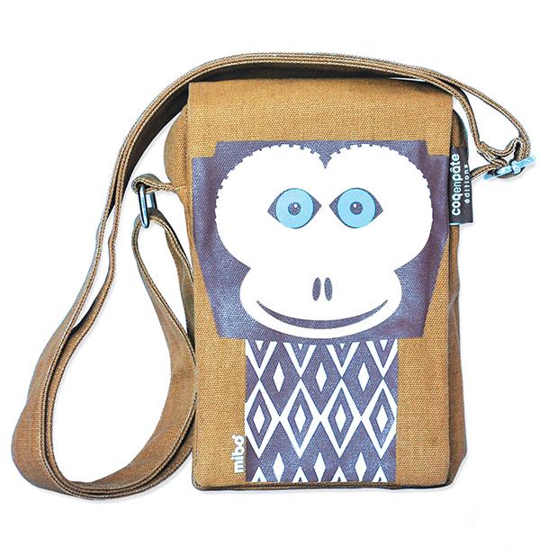 _Coq en Pate monkey messenger